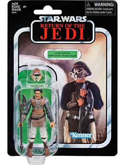 Star Wars The Vintage Collection - Lando Calrissian (Skiff Guard)