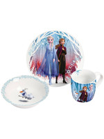 Frozen 2 - Anna & Elsa Breakfast Set
