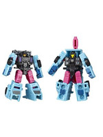 Transformers Siege War for Cybertron - Direct-Hit & Power Punch