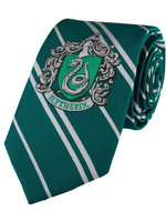 Harry Potter - Slytherin Kids Necktie Woven
