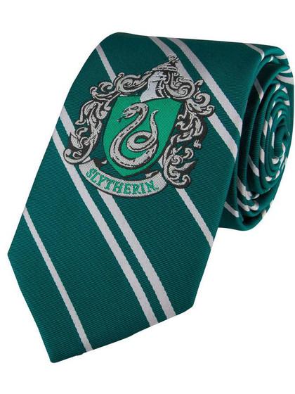 Harry Potter - Slytherin Necktie Woven