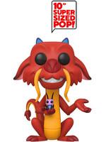 POP! Mulan - Super Sized Mushu - 25 cm