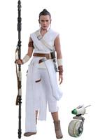 Star Wars Episode IX - Rey & D-O 2-Pack MMS - 1/6