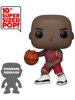 Super Sized POP! Vinyl NBA - Michael Jordan (Red Jersey)