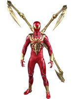 Marvel's Spider-Man - Spider-Man (Iron Spider Armor) - 1/6