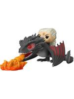 POP! Rides Vinyl - Game of Thrones Daenerys on Fiery Drogon