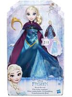 Frozen - Elsa Royal Reveal Doll