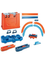 Hot Wheels - Track Builder System Deluxe Stunt Box Playset