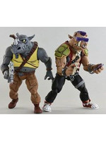 Turtles - Rocksteady & Bebop Neca 2-Pack