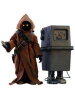 Star Wars Episode IV - Jawa & EG-6 Power Droid MMS - 1/6