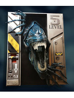 Aliens - Alien Queen Life-Size Wall Sculpture