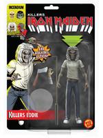 Iron Maiden - Killers Eddie FigBiz