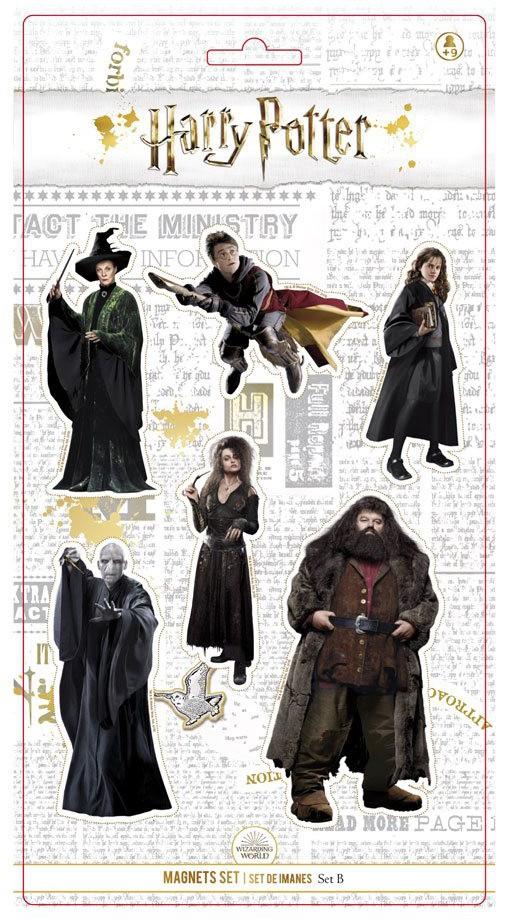Harry Potter - Magnet Set B