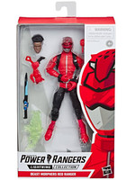 Power Rangers Lightning Collection - Beast Morphers Red Ranger