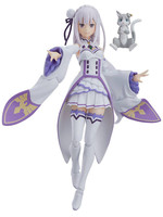 Re:ZERO -Starting Life in Another World - Emilia - Figma