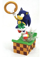 Sonic the Hedgehog Gallery - Sonic Diorama