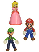 World of Nintendo - Mushroom Kingdom 3-Pack