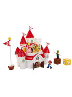 World of Nintendo - Super Mario Mushroom Kingdom Castle Deluxe Playset