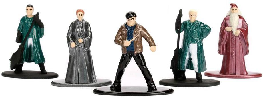 Harry Potter - Mini Figures 5-pack (Wave 2)