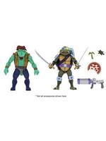 Turtles - Leather Head & Slash 2-Pack