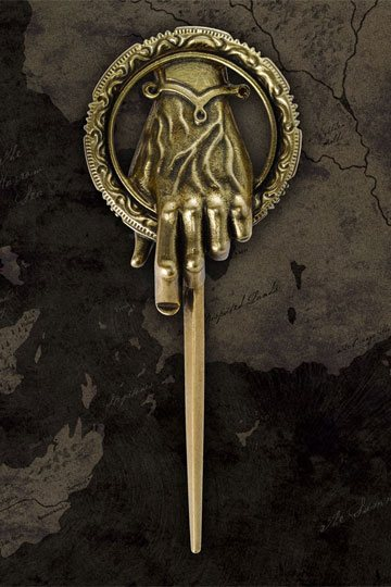 Game of Thrones - The King's Hand Pin - 1/1 Replica