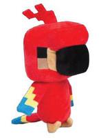 Minecraft - Happy Explorer Parrot Plush - 18 cm