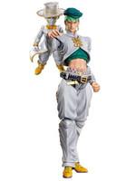 JoJo's Bizarre Adventure - Rohan Kishibe & Heaven's Door Super Action Figures