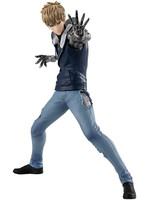 One Punch Man - Genos  PVC Statue - Pop Up Parade
