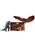 Godzilla - Godzilla & Rodan - Monster Matchups