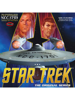 Star Trek Original Series - U.S.S. Enterprise NCC-1701 Model Kit