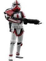 Star Wars The Mandalorian - Incinerator Stormtrooper - 1/6