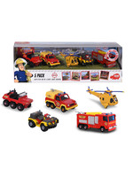 Fireman Sam - Vehicle 5-Pack