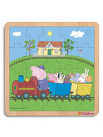 Peppa Pig - Train Puzzle