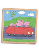 Peppa Pig - Car Puzzle