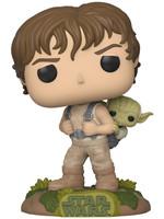 POP! Vinyl Star Wars - Training Luke With Yoda