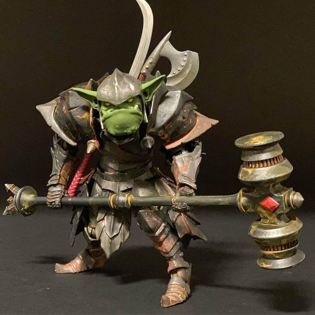Mythic Legions: Wasteland - Thumpp