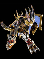 Figure-rise Digimon - WarGreymon (Amplified)