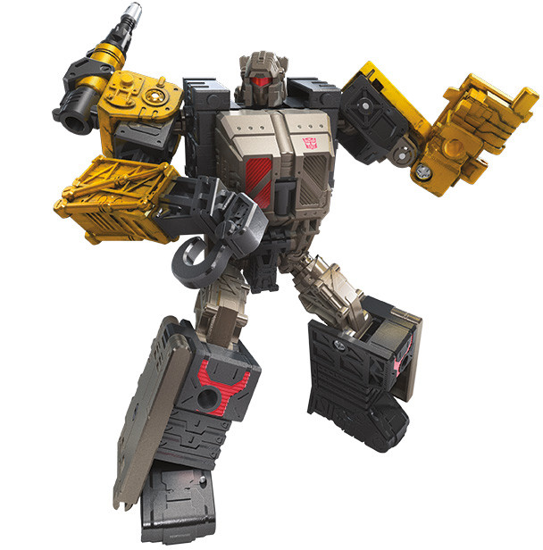 Transformers Earthrise War for Cybertron - Ironworks Deluxe Class