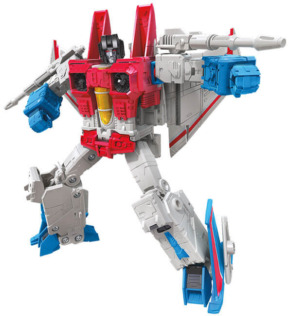 Transformers Earthrise War for Cybertron - Starscream Earth Voyager Class