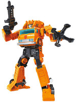 Transformers Earthrise War for Cybertron - Grapple Voyager Class
