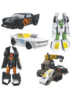 Transformers Earthrise War for Cybertron - Daddy-O & Trip-Up Micromaster