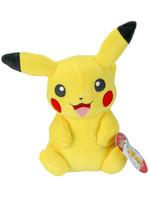 Pokémon - Pikachu Plush Figur - 20 cm