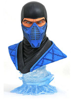 Mortal Kombat 11 - Sub-Zero Legends in 3D Bust - 1/2