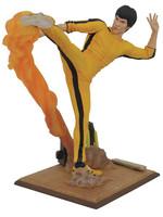 Bruce Lee Gallery - Bruce Lee Kicking PVC Statue