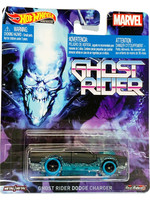 Hot Wheels Replicas - Ghost Rider Dodge Charger
