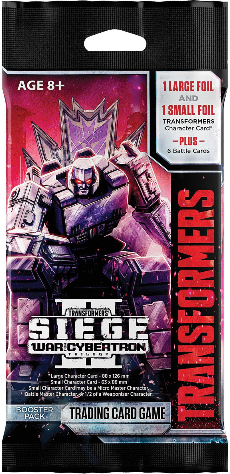 Transformers TCG - War for Cybertron Siege II Booster Pack