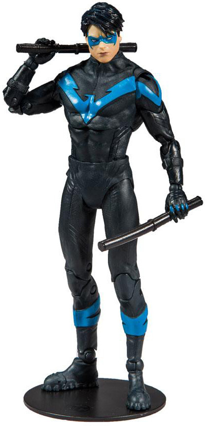 DC Multiverse - Nightwing (Better than Batman) - BaF