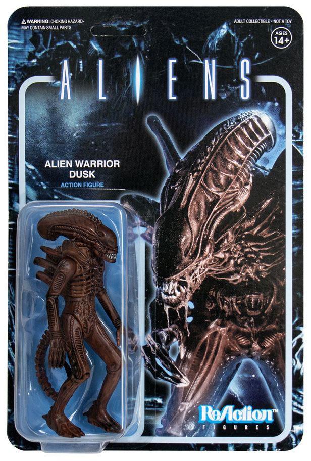 Aliens - Alien Warrior (Dusk) - ReAction