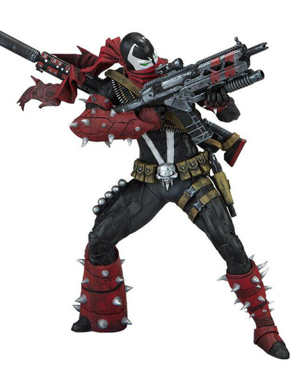 Spawn - Commando Spawn - Color Tops