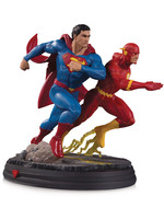 DC Gallery - Superman vs. The Flash (2nd Edition)